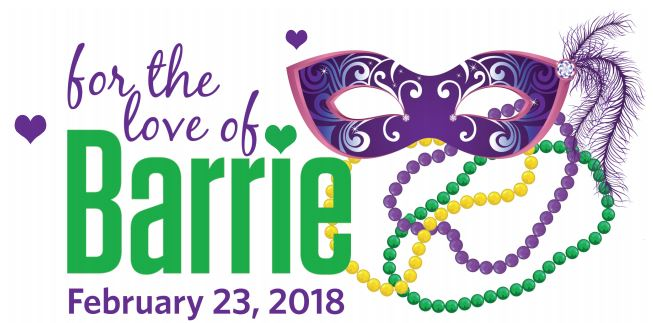 You're Invited to Barrie's Biggest Night!