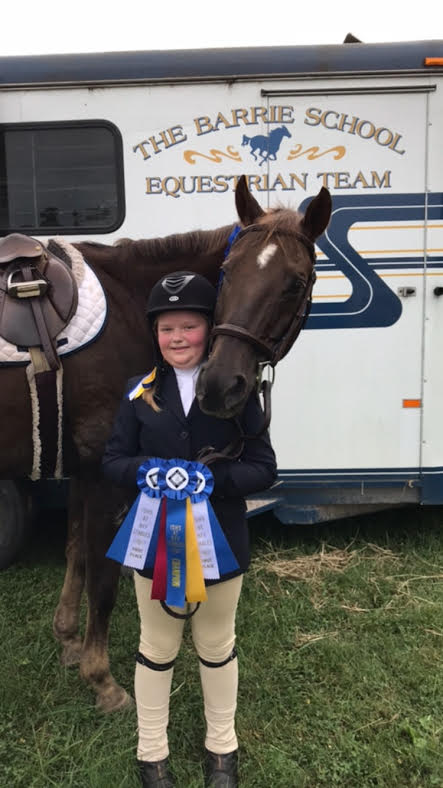 Equestrian Barrie School The