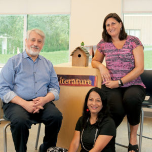 Barrie Faculty Featured in Test of Time