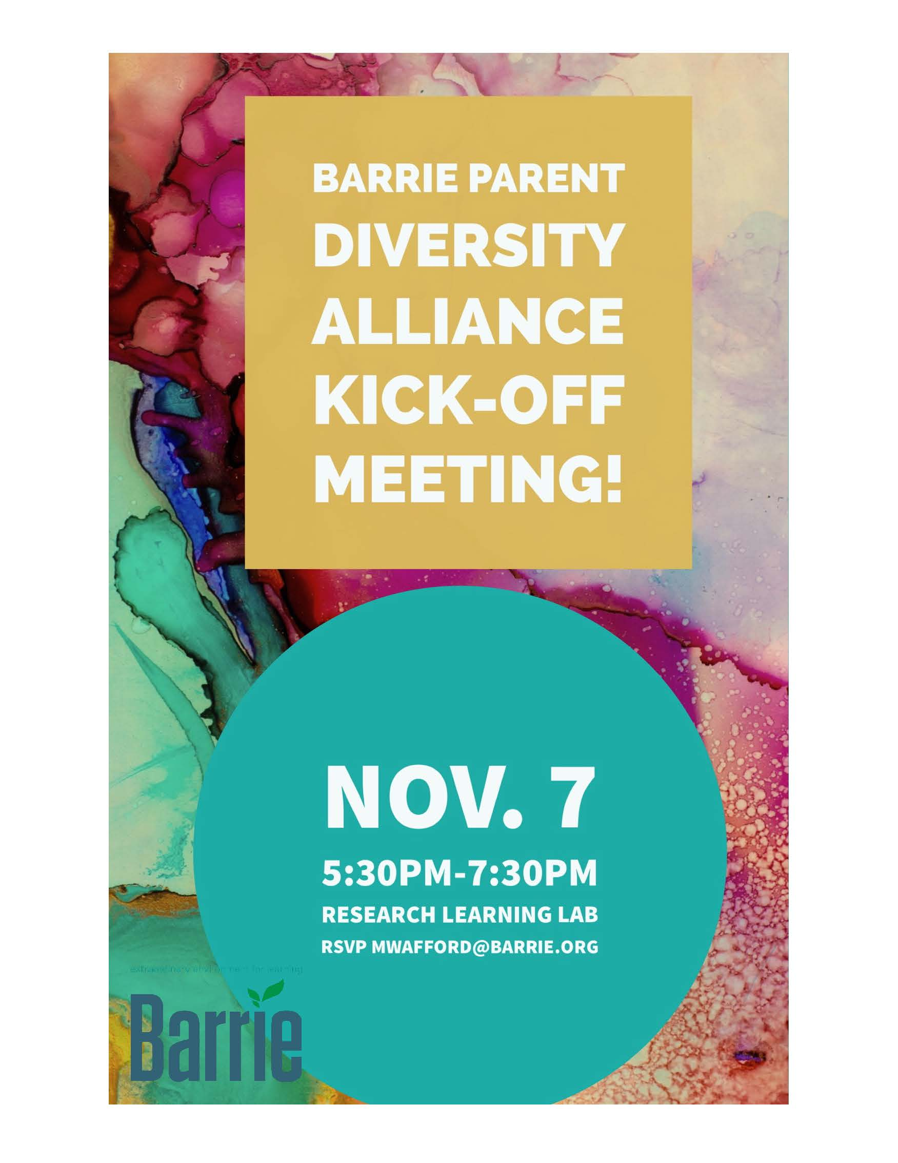 Barrie Parent Diversity Alliance