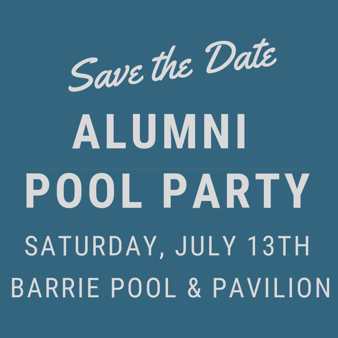 Alumni Summer Pool Party